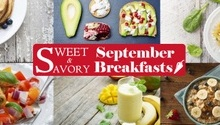 7 Sweet & Savory Breakfasts