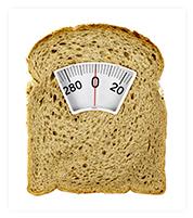 alimentation sans gluten et perte de poids