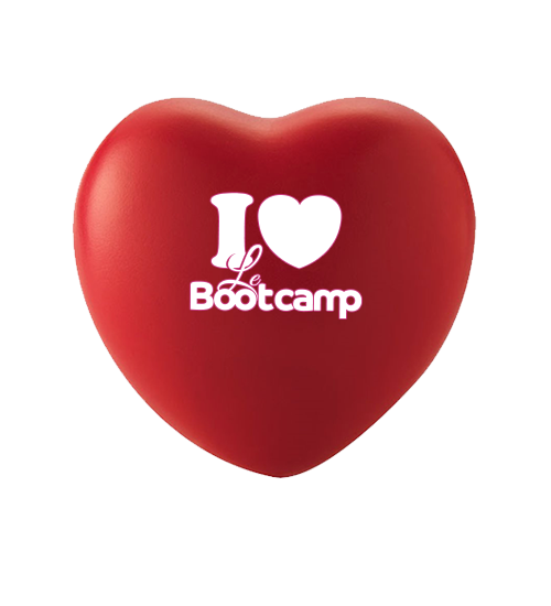 Coeur Anti-Stress LeBootCamp