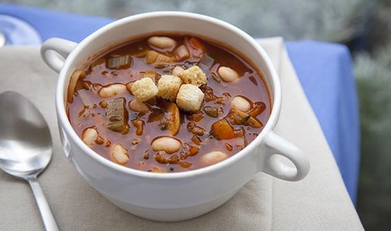 white bean soup LeBootCamp